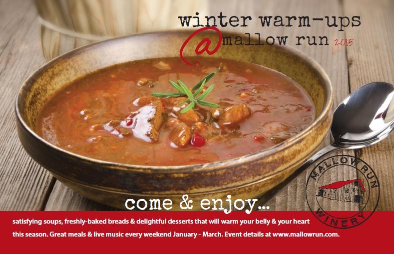 Mallow Run WInery Winter Warm Ups 2015