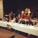Panel of judges~ Chefs and food personalities from Indiana and Chicago