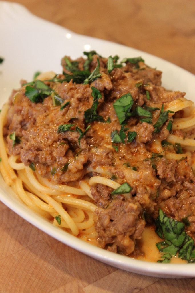 Best Ever Bolognese Sauce