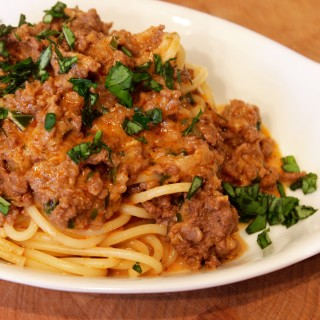 My Best Ever Bolognese Sauce
