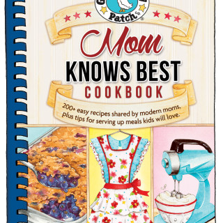 Gooseberry Patch Cookbook: Mom Knows Best- Giveaway!