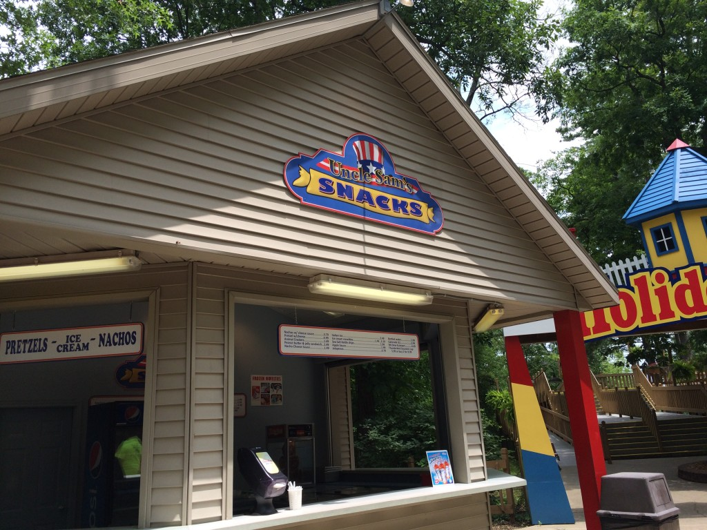 What to Eat at Holiday World