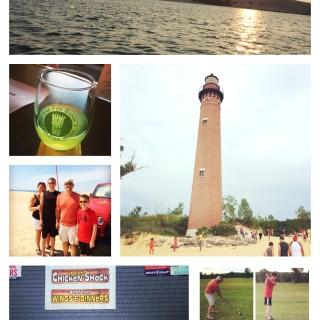 A Weekend in Silver Lake Michigan