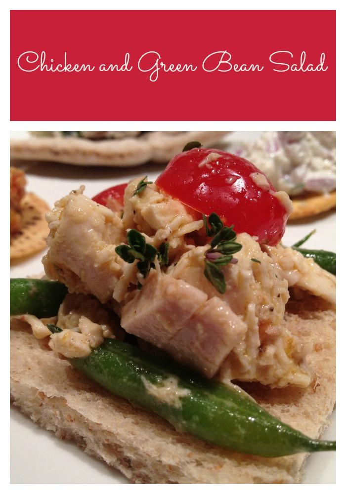Light Summer Meal- Chicken Salad 4 Ways with Meijer