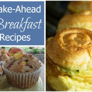 5 Easy Make-Ahead Breakfast Recipes to Kick Start Your Day
