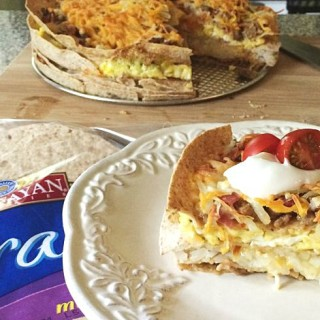 Breakfast Lasagna – Move over Bacon, Eggs and Potatoes!