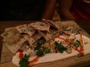 Waygu beef quesadillas