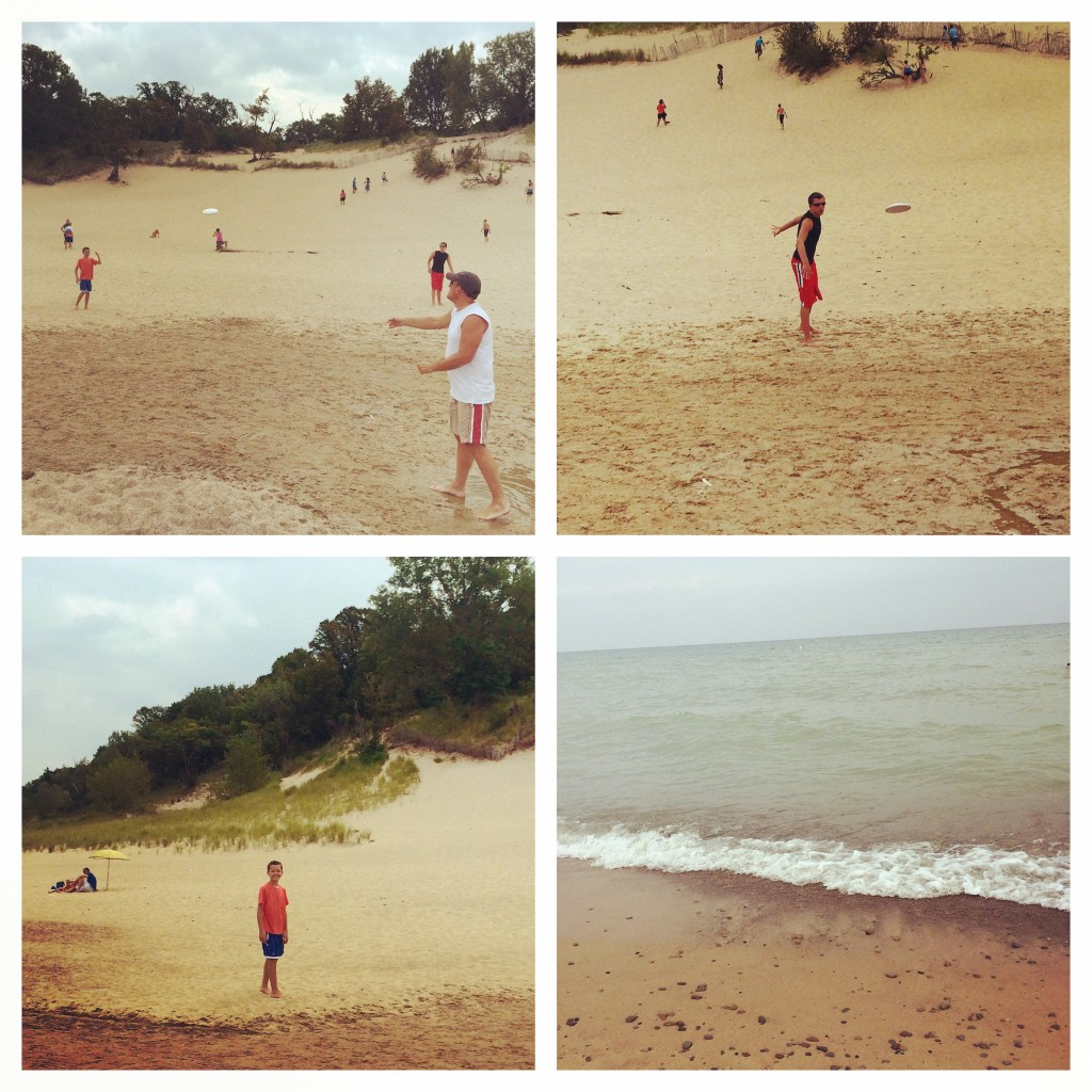 Indiana Dunes Lakeshore