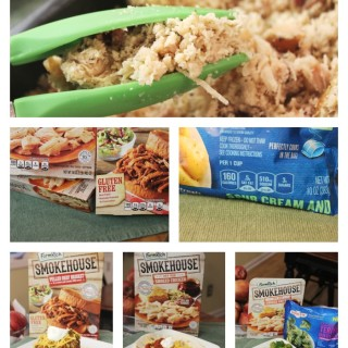 Quick and Flavorful Dinner Ideas in the Frozen Food Aisle