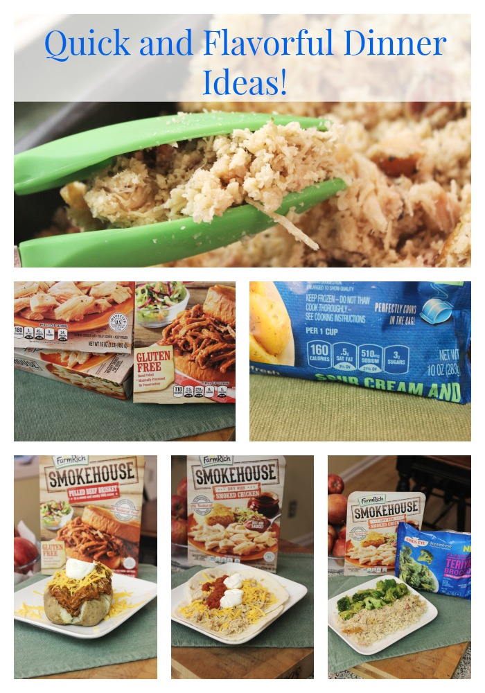 quick and flavorful dinner ideas in the frozen food aisle basilmomma