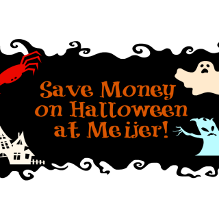 Save Money on Halloween at Meijer