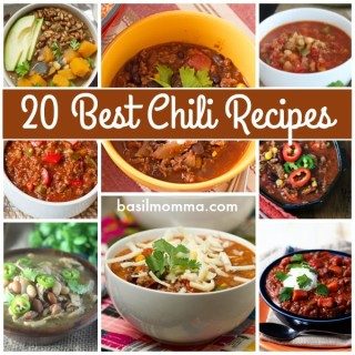 20 of the Best Chili Recipes Spiced from Mild to Wild