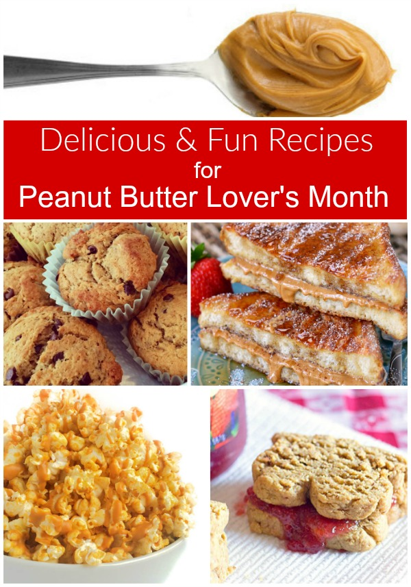Just in time for Peanut Butter Lover's Month, we've got delicious, unique, and fun recipes with peanut butter. Get the collection at basilmomma.com