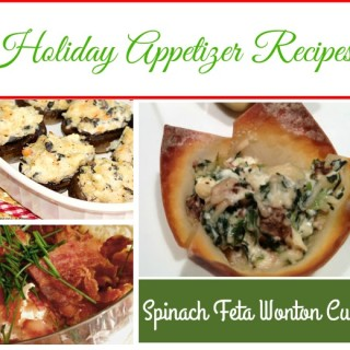 5 Amazingly Easy Holiday Appetizer Recipes
