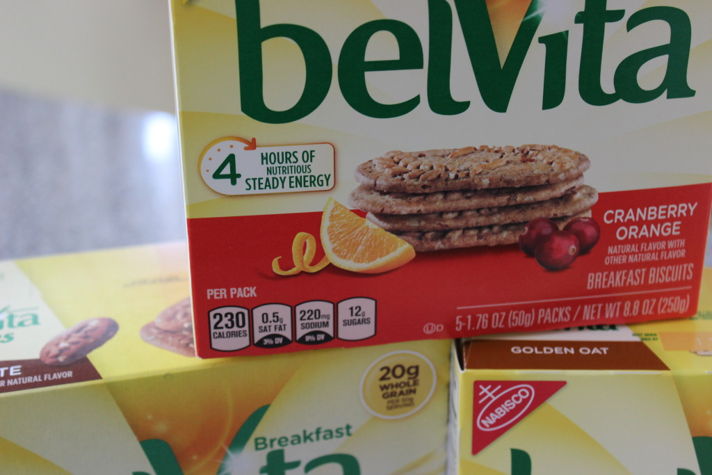 Winning the Morning with belVita