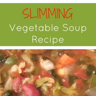 Slimming Vegetable Soup Recipe
