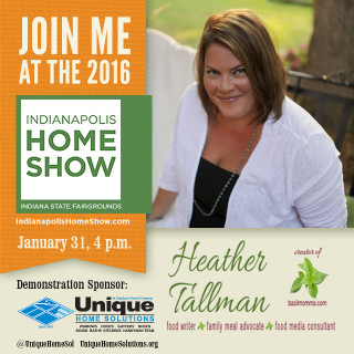 January Events and the Indianapolis Home Show
