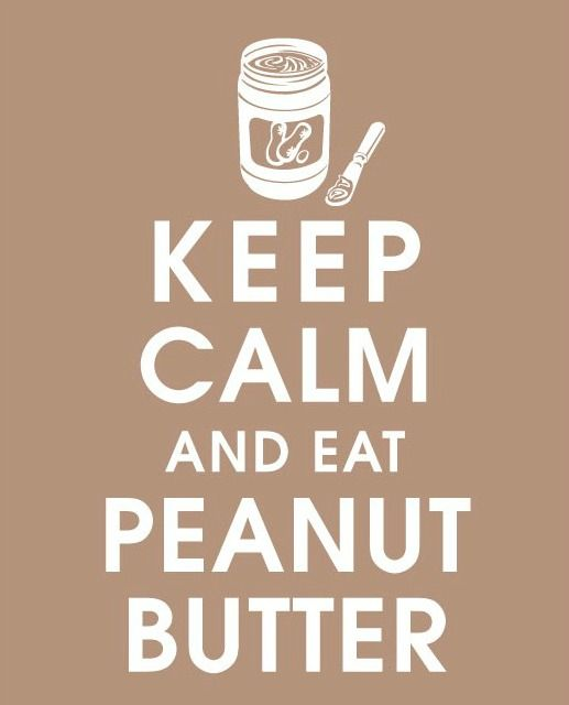 Keep Calm and Eat Peanut Butter - Especially on National Peanut Butter Lover's Day! Come over to basilmomma.com and grab 10 Lipsmacking Peanut Butter Loaded Recipes!