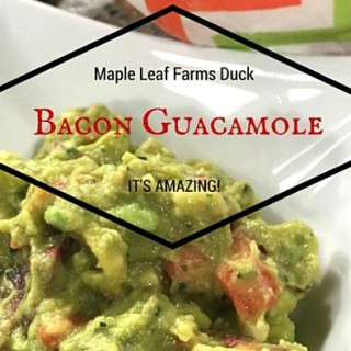 Duck Bacon Guacamole as Seen on WTHR and IndyStyle