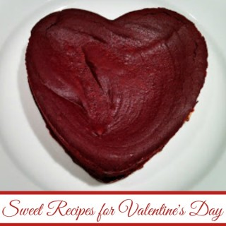 5 Sweet Recipes for Valentine's Day