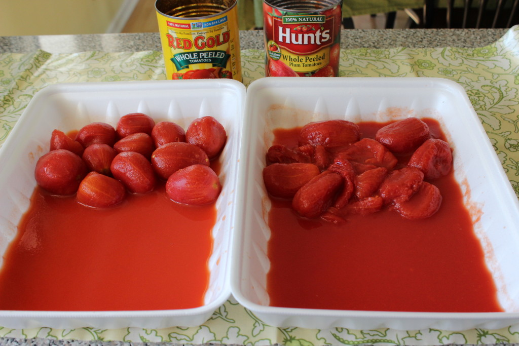 Red Gold Tomatoes Challenge