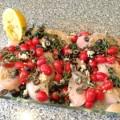 Greek Chicken Bake Recipe, from basilmomma.com