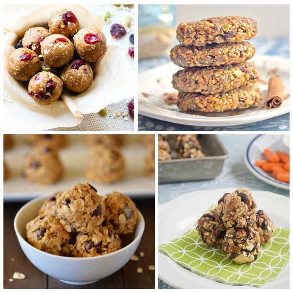 Healthy No Bake Snacks that You'll Want to Make Right Now! See the collection on basilmomma.com