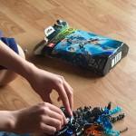 Family Lego Activity