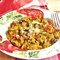 Luke Bryan's Easy Chicken Casserole Recipe - Country singer, Luke Bryan's famous and favorite chicken casserole dinner recipe! Get it from basilmomma.com