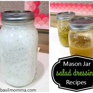 Mason Jar Salad Dressings: 6 Shake-and-Serve Recipes