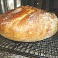 The best no-knead bread recipe ever! Homemade Rosemary Lemon Bread - No kneading necessary!