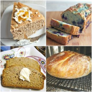 Easy Bread Recipes {Best Quick Breads}