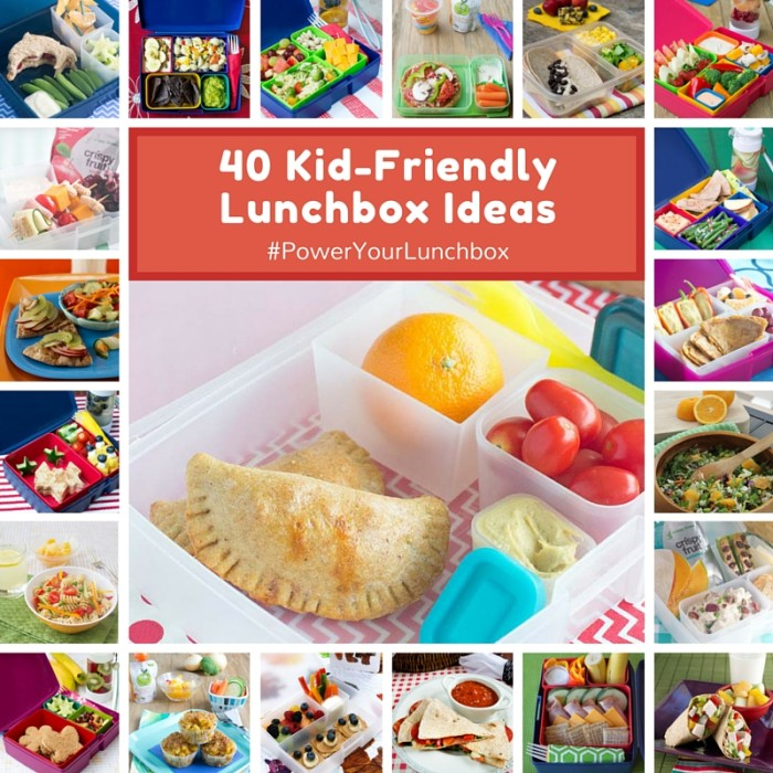 40 Healthy Kid-Friendly Lunchbox Recipes and Ideas to help you create healthy back-to-school lunches. See them all on basilmomma.com