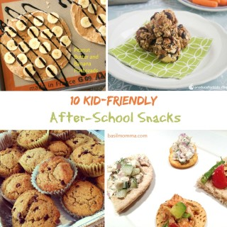 Kid-Friendly After-School Snacks