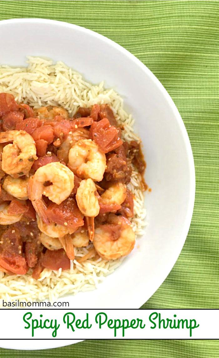Spicy Salt-and-Pepper Shrimp Recipe — Dishmaps