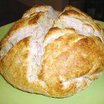 Traditional Irish Soda Bread - A quick bread recipe that's perfect for St. Patrick's Day. Recipe on basilmomma.com