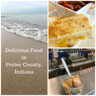 Delicious Food in Porter County Indiana