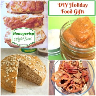 Easy DIY Homemade Food Gifts for the Holidays