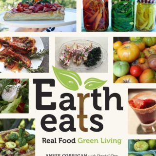 Earth Eats: Real Food, Green Living Cookbook Giveaway