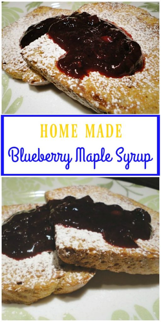 This homemade maple syrup recipe has no unhealthy chemicals, preservatives, or excess sugar, like many bottled syrups do. | basilmomma.com