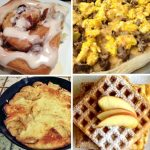 Delicious and Easy Mother's Day Brunch Ideas - Brunch recipes the whole family will love!