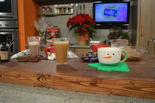 Warm Drinks for Kids: Butter Beer, Toffee Hot Chocolate, and Slow Cooker Hot Chocolate