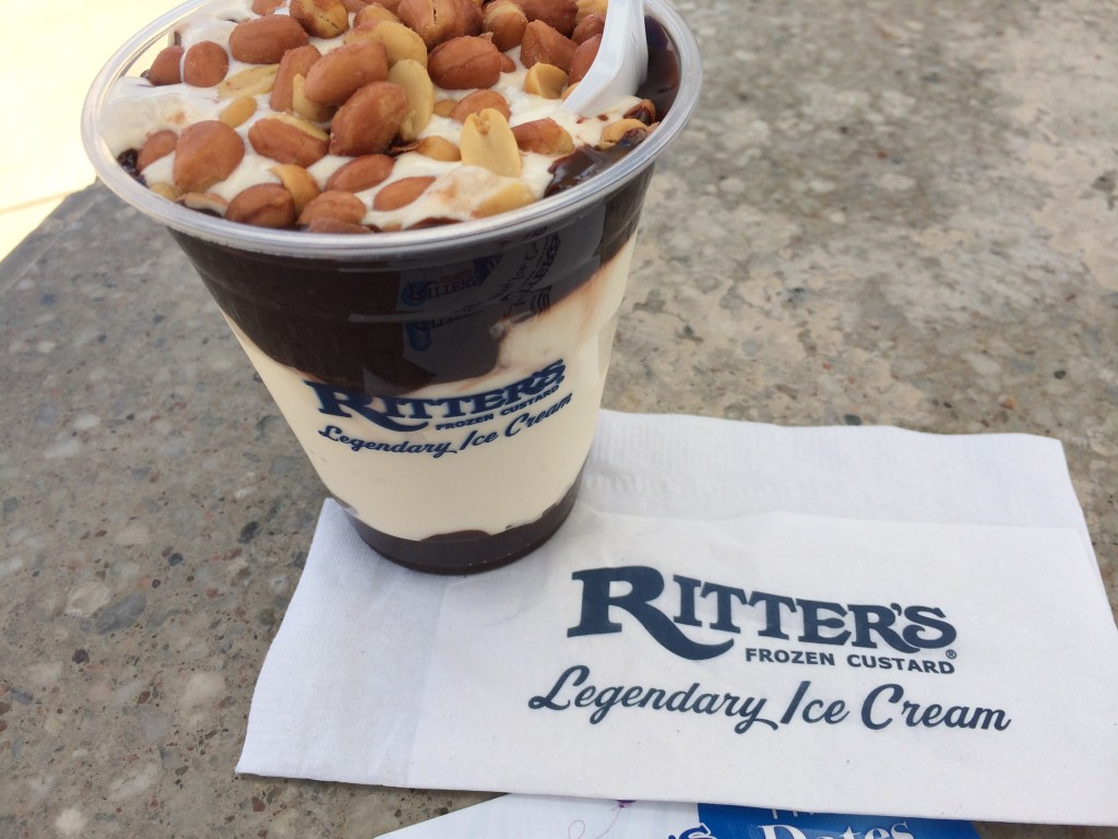 Ritters Frozen Custard