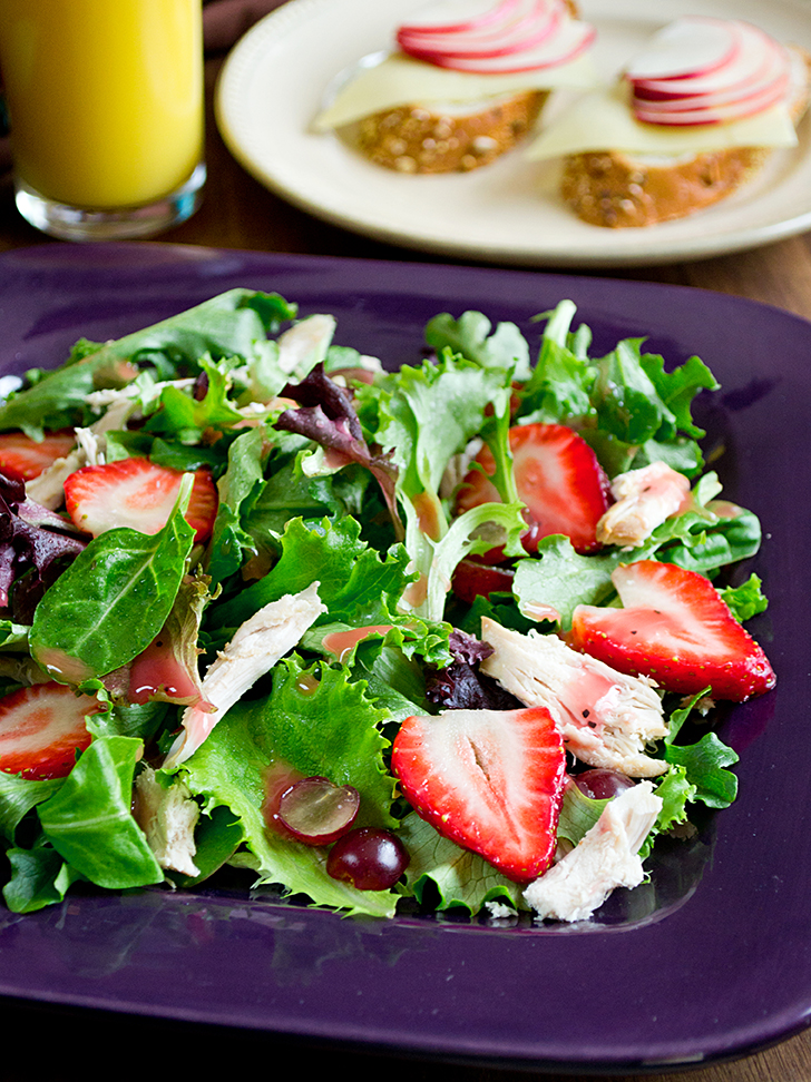Easy Summer Salad