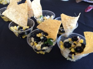 Blueberry Sweet Corn Salsa