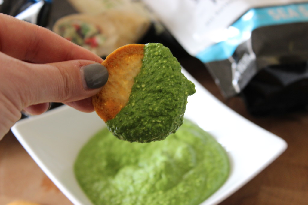 Spinach Feta Dip Recipe