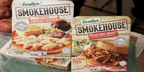 FarmRich Smokehouse products, available at Walmart