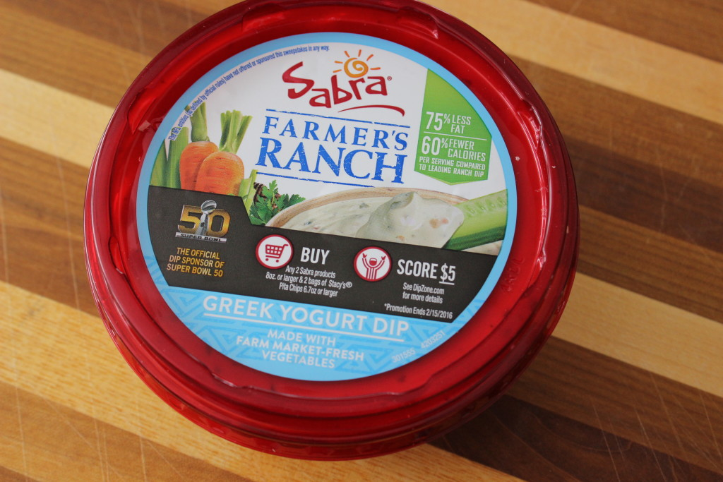 Sabra Farmer's Ranch Greek Yogurt Dip