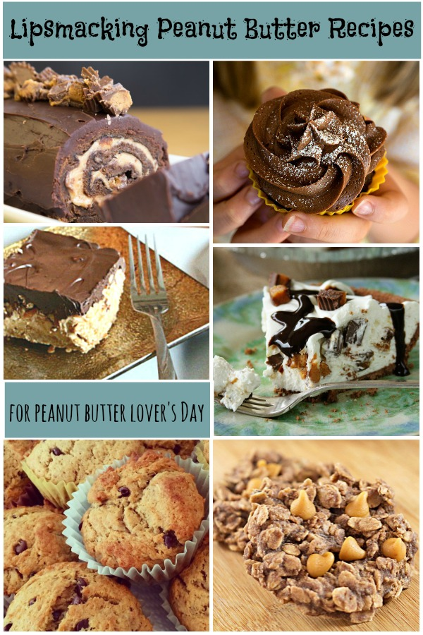 Peanut Butter Lover's Day is January 24th. Come celebrate with @basilmomma as she shares lipsmacking recipes with peanut butter!