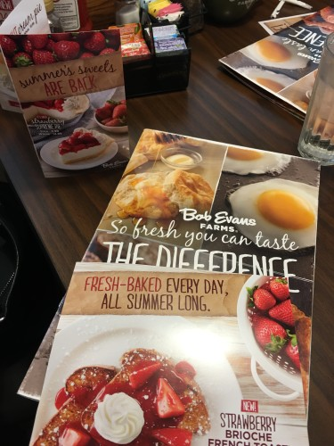 You can find fresh, healthy options on Bob Evans new summer menu.